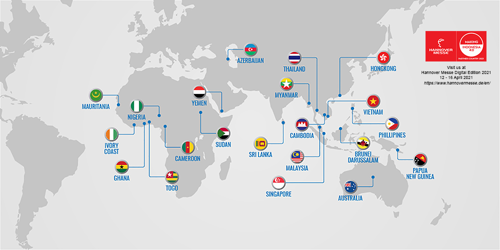 GlobalCoverageMap-MensaGroup